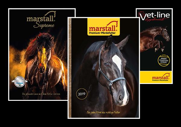 marstall Servie Infomaterial